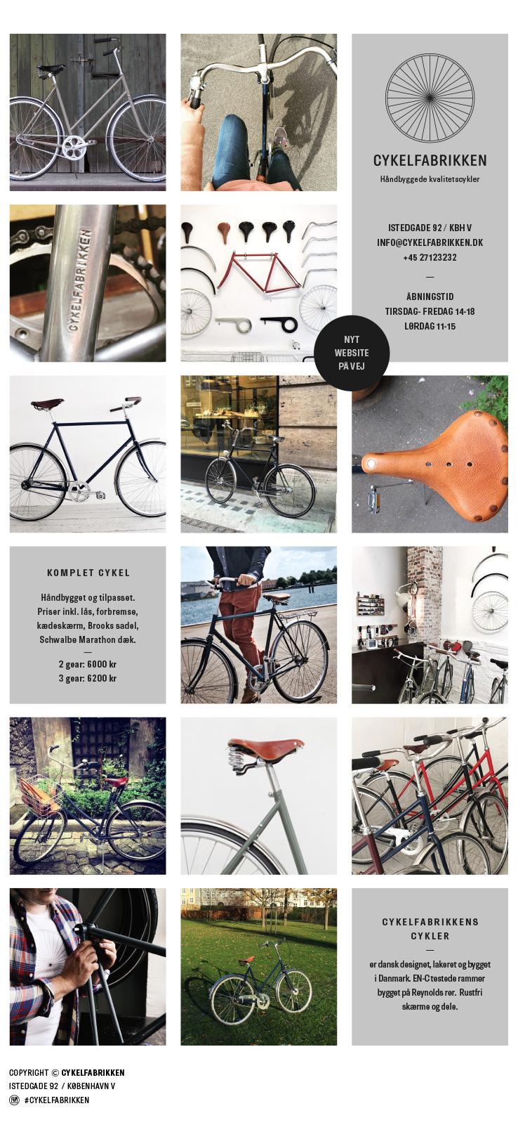 danske cykelfabrikker